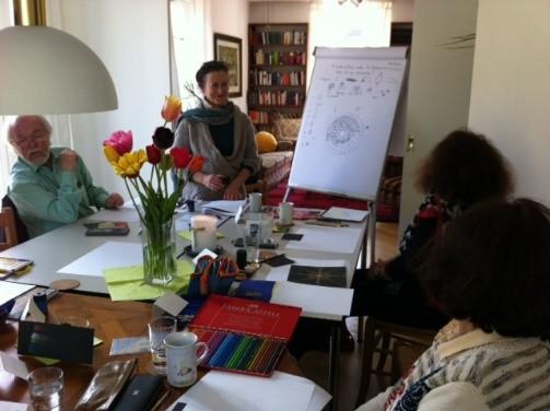 Seminar Finde deine Kreativität wieder